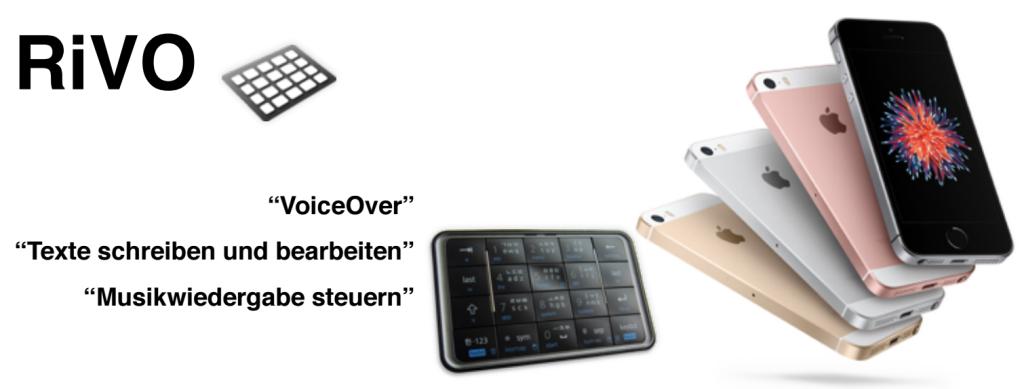 Abbildung: VoiceOver Keyboard